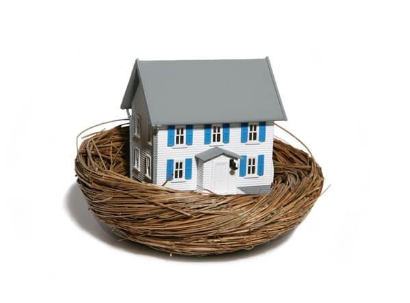 Transformando a sua casa em um ninho